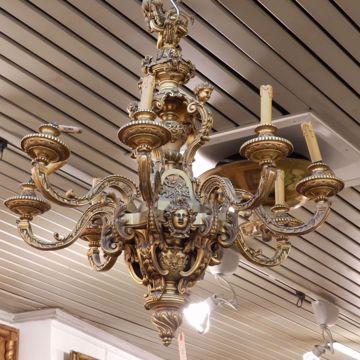 Afbeeldingen van LUCHTER met een paar wandlampen